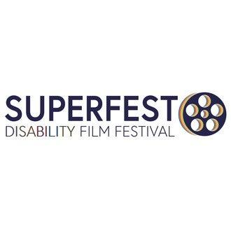Superfest Disability Film Festival Logo